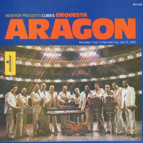 Amazon.com: Cuba's Orquesta Aragón Recorded Live in New York