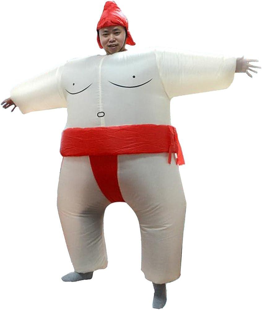 Blesiya Sumo Traje inflable de cuerpo completo para Halloween ...