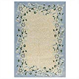 Living Room Carpet Non-Slip Cleaning Soft Carpet Home Decoration (Color : Beige, Size : 80×120cm)