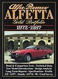 Alfa Romeo Alfetta 1972-87, R. M. Clarke, 1855202158