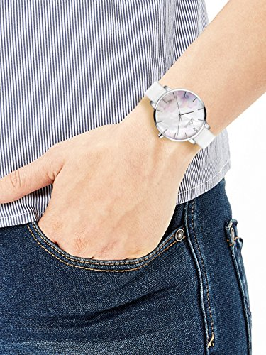s.Oliver Damen Analog Quarz Armbanduhr SO-3522-LQ 2