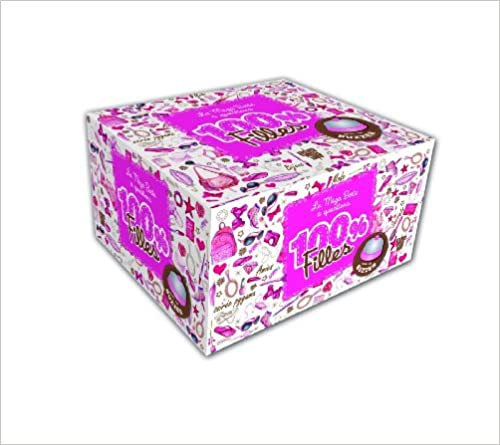 Livre Méga boîte à questions - 100% filles pdf epub