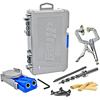R3-Promo Kreg R3 Jig Pocket Hole Kit With Free Classic Clamp Pack-In