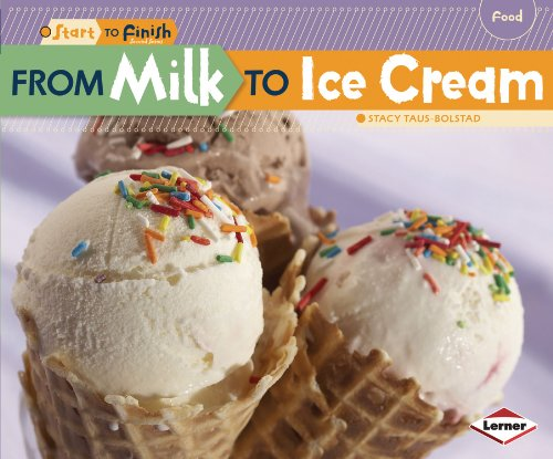 From Milk To Ice Cream (Start To Finish, Second (Paperback))