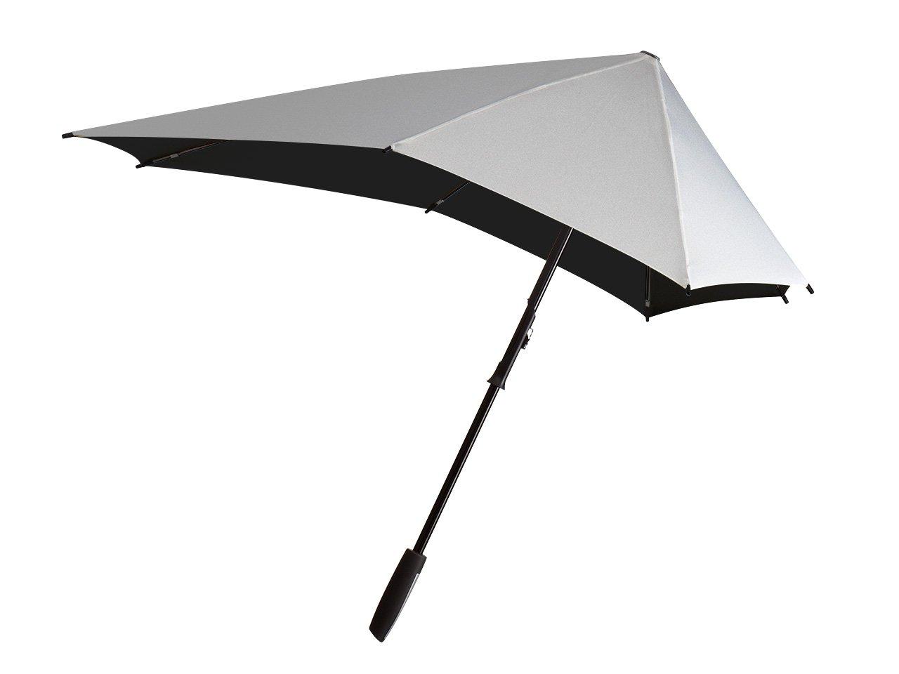 Senz Smart Umbrella XL, Shiny Silver by senz