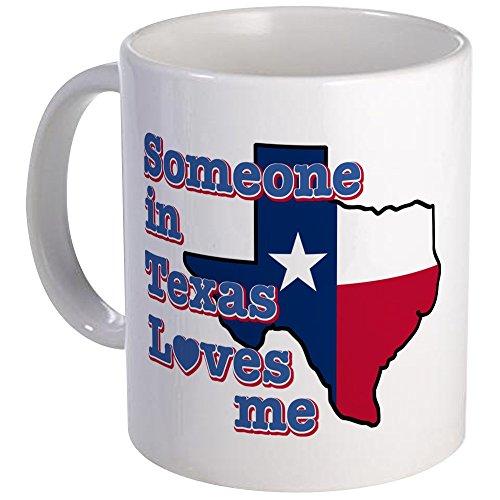 CafePress Someone Texas Unique Coffee product image
