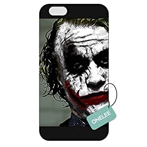 Onelee(TM) - Customized Batman Joker iPhone 6 Plus 5.5 Hard Plastic case cover - Black 02