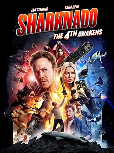Sharknado 4: The 4th Awakens -