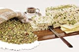 Turkish Halva with Pistachio