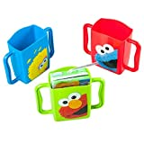 juice box holder - Evriholder Sesame Street Juice Box Holders, Elmo Big Bird & Cookie Monster