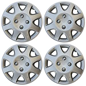 14 set of 4 hubcaps honda civic wheel covers. Black Bedroom Furniture Sets. Home Design Ideas