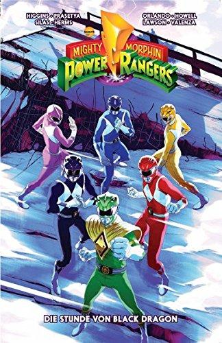 Mighty Morphin Power Rangers: Bd. 2: Die Stunde von Black Dragon
