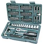 Bosch Home and Garden 2 607 019 327 Bosch X-Line Titanio – Juego de Brocas para Taladrar y Atornillar, Set 50 Piezas 51Sabq7g 3L