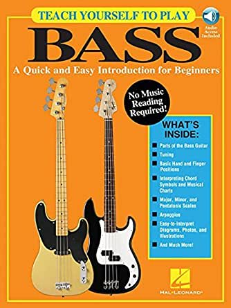Teach Yourself to Play Bass: A Quick and Easy Introduction