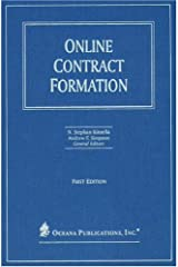 Online Contract Formation Hardcover
