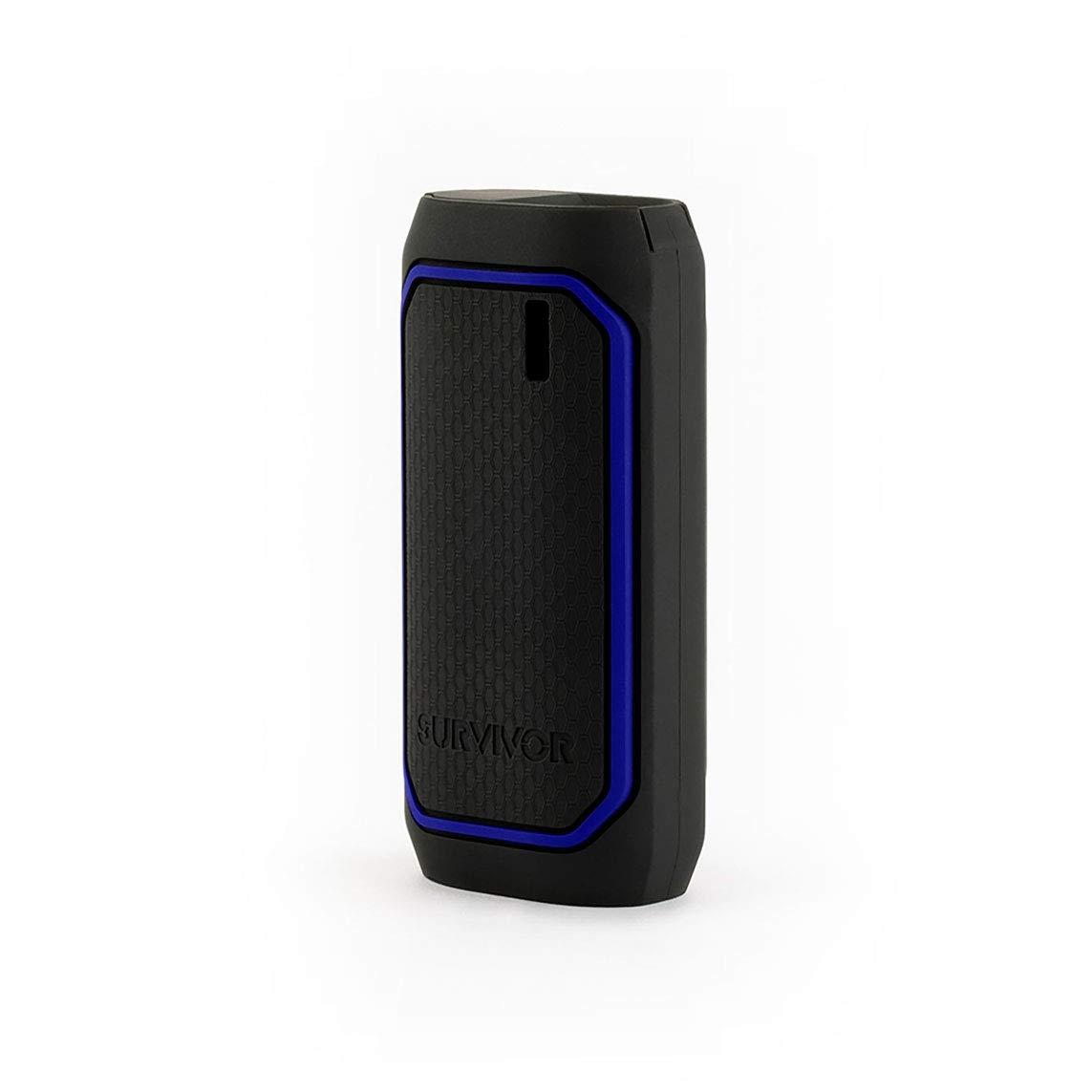 new product 5c064 8536d Amazon.com: Griffin Survivor Power Bank, 6,000 mAh Rugged Portable ...