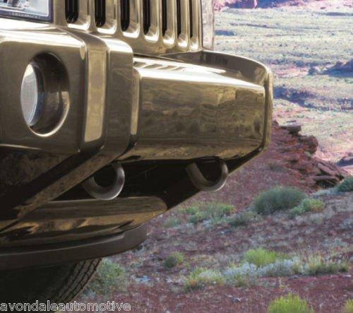 Jeep Commander Tow Hooks - Mopar OEM Jeep Commander Tow Hooks - 82208987
