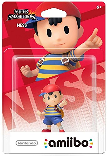Amazon com: Ness amiibo (Super Smash Bros Series): Nintendo