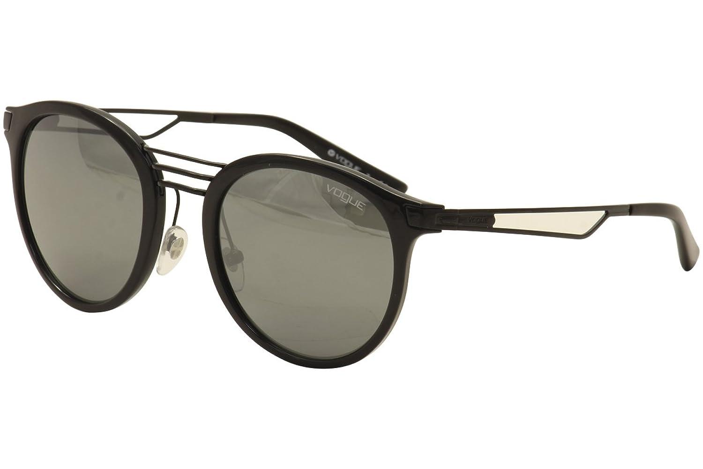 c205477038748 50%OFF Vogue VO5132S Sunglasses W44 6G-52 - Black Frame
