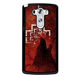 LG G3 Horrible LOGO Rammstein Phone Case Cover