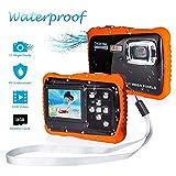 Best Digital Camera For Kids Waterproofs - FLAGPOWER Kids Waterproof Camera, Underwater Digital Camera 12MP Review