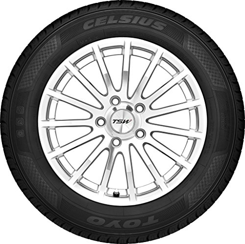 Toyo Celsius Touring Radial Tire - 215/60R16 95H by Toyo Tires (Image #4)