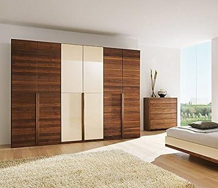 Hekami Interiors 6 Doors Wardrobe (Laminate Finish): Amazon ...