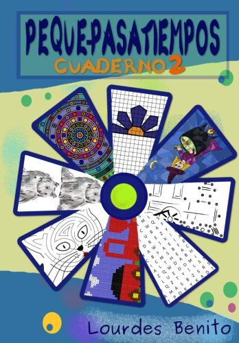 Peque-Pasatiempos: Cuaderno Nº2 (Volume 2) (Spanish Edition)