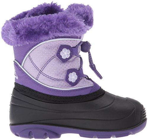 Kamik Kids Pebble Snow Boot Purple