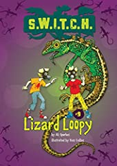 The mad scientist Petty Potts has a crazy new formula—a spray that can turn Josh and Danny into lizards! The boys immediately give themselves a spritz and whizz up the nearest tree. But soon, they find themselves in deep doo-doo and su...
