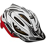 Cheap Troy Lee Designs A2 MIPS Helmet SRAM TLD Racing White/Red, XS/S