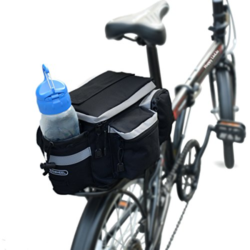 Bicycle Rack With Bag - 4