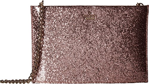 Kate Spade New York Women's Wedding Belles Glitterbug Sima Rose Handbag by Kate Spade New York