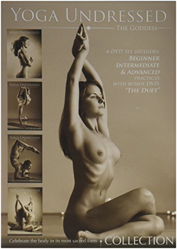 Yoga Undressed: The Goddess Series Collection