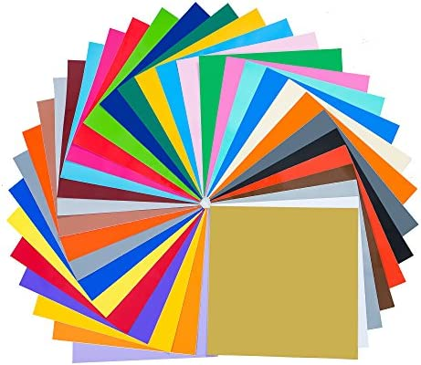 Permanent Adhesive Backed Vinyl Sheets product image