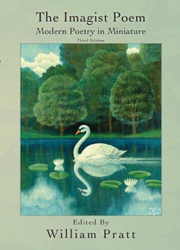 The Imagist Poem: Modern Poetry in Miniature
