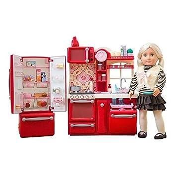 Our Generation Gourmet Kitchen Set: Amazon.co.uk: Toys