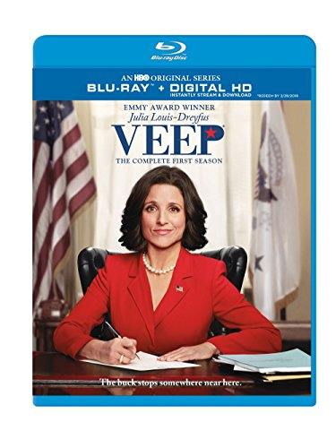 Blu-ray : Veep: The Complete First Season (2 Pack, 2 Disc)