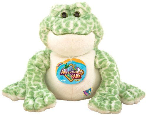 Webkinz Adventure Park Series - Spotted Frog