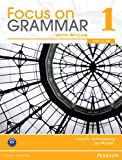 Focus on Grammar 1 with MyEnglishLab, Schoenberg, Irene E. and Maurer, Jay, 0132484129