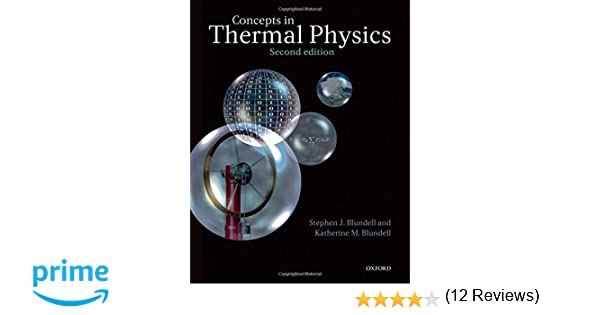 Concepts in thermal physics stephen j blundell katherine m concepts in thermal physics stephen j blundell katherine m blundell 8580000624052 amazon books fandeluxe Images