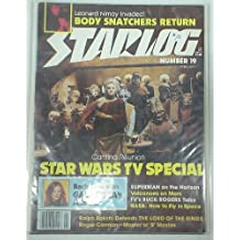 Starlog Magazine #19 Star Wars Holiday Special, Roger Corman, Superman, Lord of the Rings