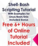 This Book which also include Free Online Video Tutorial step by step - will take you from basics of shell scripting which includes how to write or save shell scripts, changing permissions fro execution, taking input from user, loop concepts etc. And ...