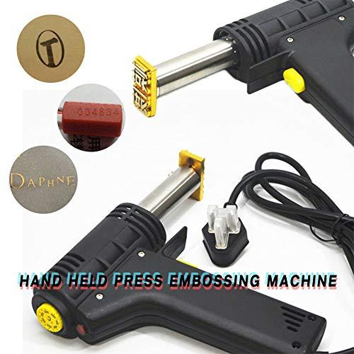 Embossing Machine, TBVECHI Hand Held Press