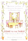 Come to the Table, Doris Christopher, 0446676233