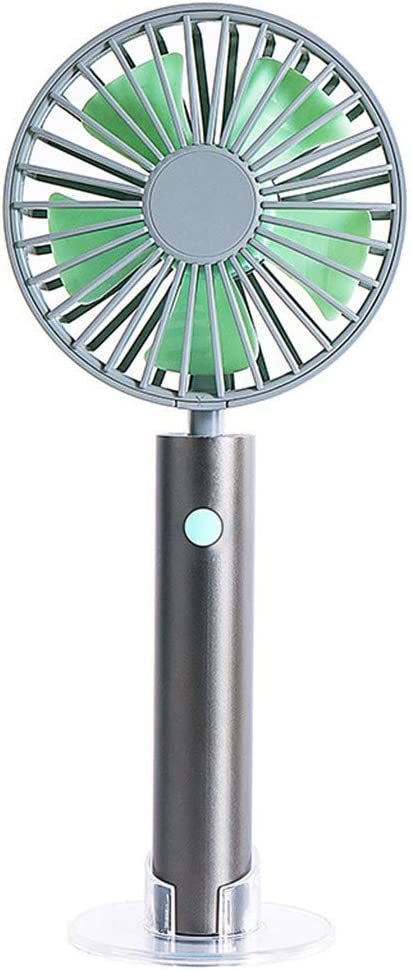 Fabal New Portable Handheld Fan Mini Size USB Rechargeable Hand Hold Fan Standable Fans