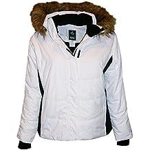 Pulse Women's Plus Extended Size Ski Coat Jacket Aspens...