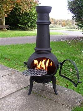 cheminees exterieures pour jardin excellent pole brasero pour jardin terrasse en bronze massif. Black Bedroom Furniture Sets. Home Design Ideas