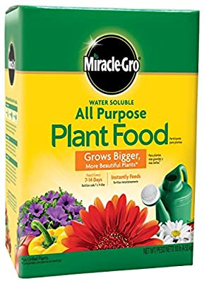 Miracle-Gro 1000282 All Purpose Plant Food