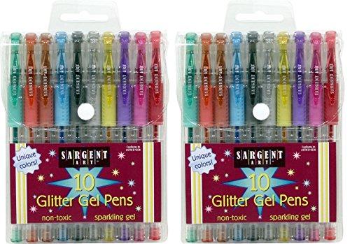Sargent Art 22 1501 10 Count Glitter